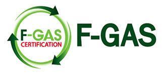 Azienda Certificata F-GAS
